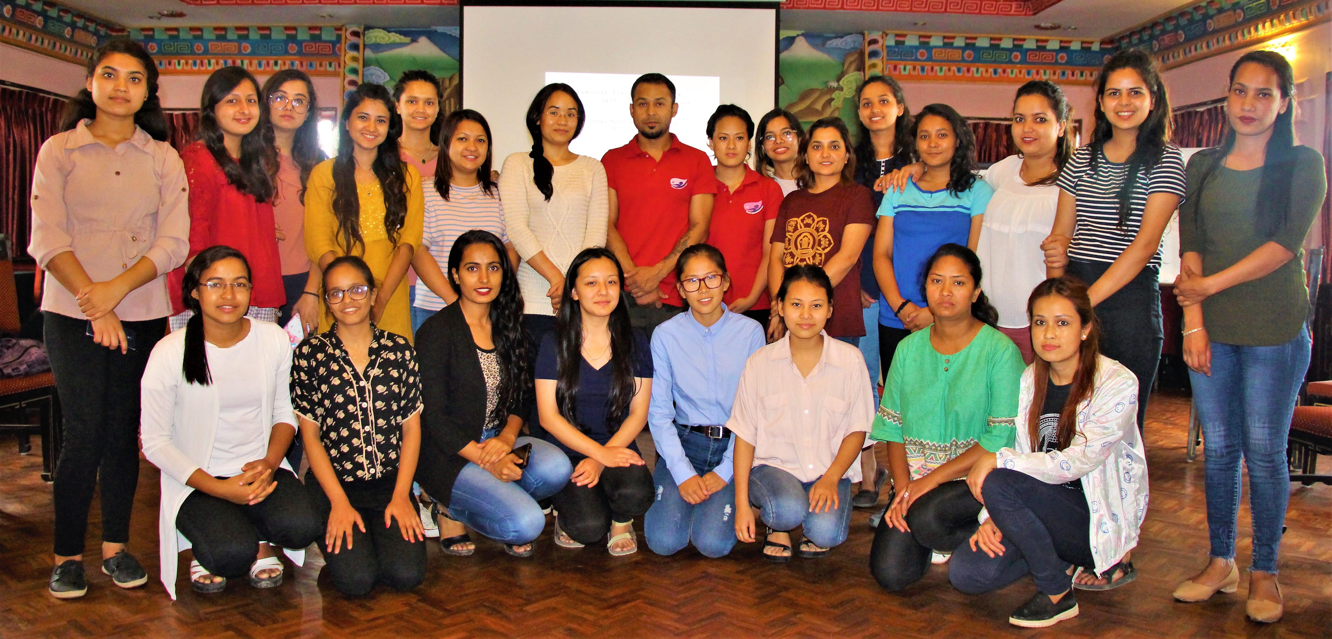 Association of Youth Organizations Nepal (AYON) » Self