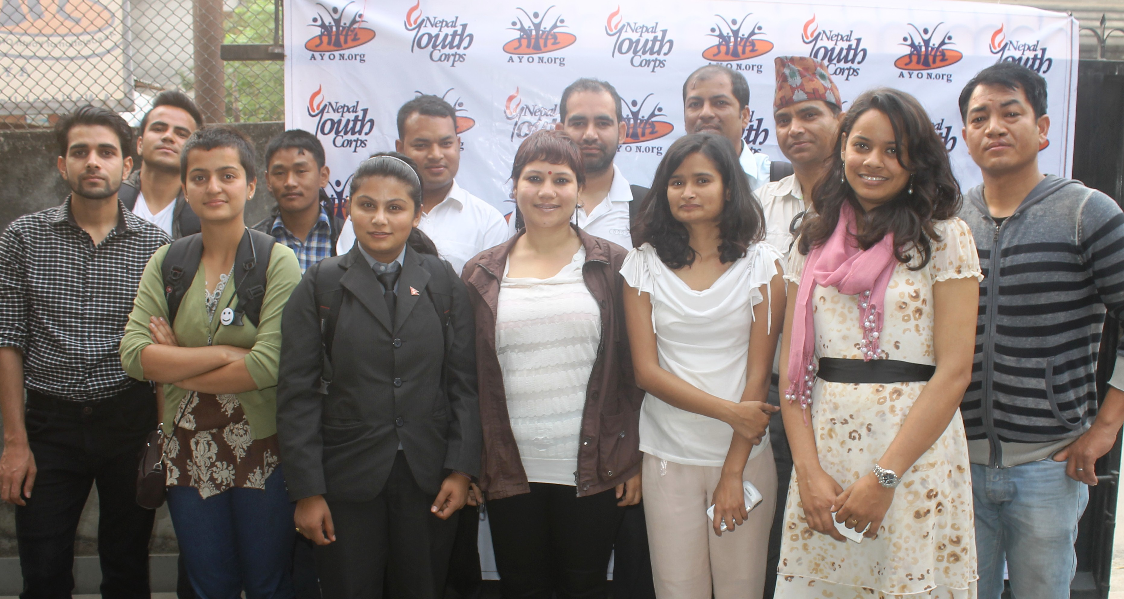 13 - Group photo